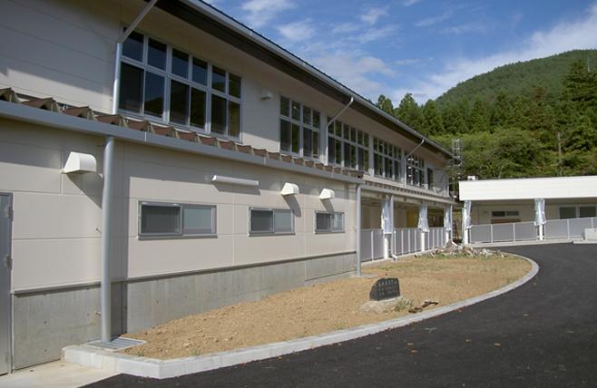 豊栄小学校 屋内運動場外改築機械設備工事