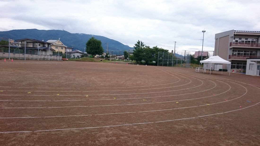 吉田小学校グラウンド整備工事