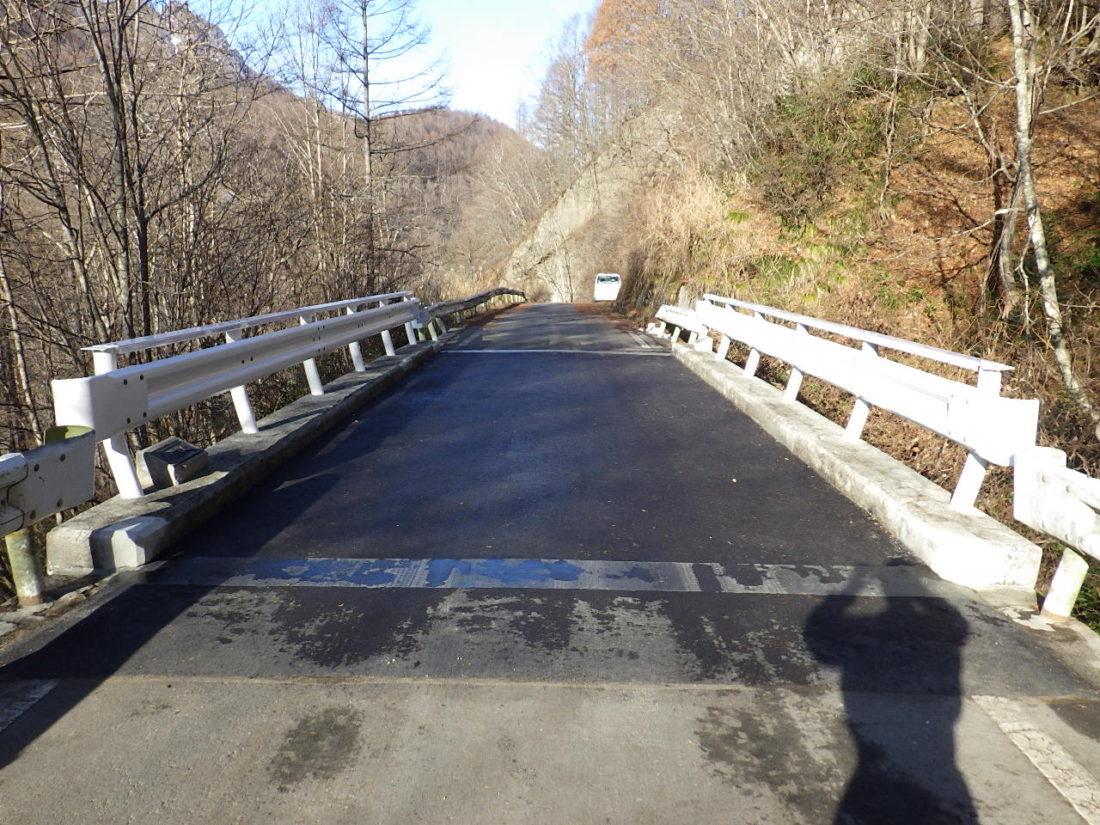 ぬの沢橋改良工事